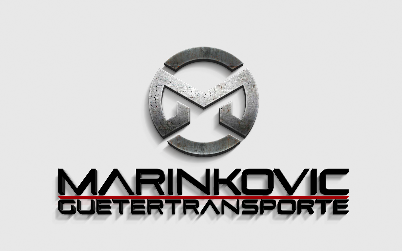Marinkovic Transporte KG Logo Design